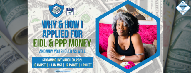 How & Why I Signed Up For EIDL & PPP Loans