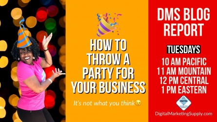 How To Throw A Party For Your Business